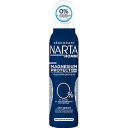 Homme - Déodorant Dermo efficacité 48 h magnésium
