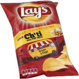 Chips saveur Ch'ti sauce Pom'frites