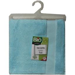 Eponge serviette bio ciel 50*100
