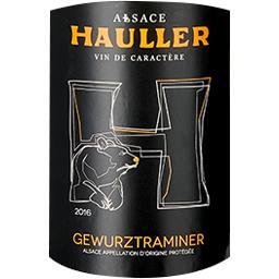 Alsace Gewurztraminer vin blanc sec, 2016