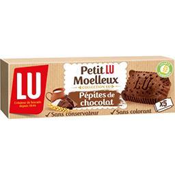 Petit Lu moelleux pépites de chocolat