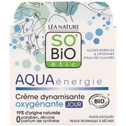 Crème dynamisante oxygénante Aqua Energie jour