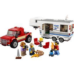 City - Le Pick-up et sa Caravane 5-12