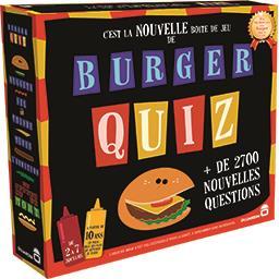 Dujardin Burger Quiz