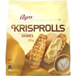 Petits pains suédois Dorés