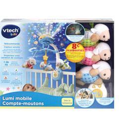 Lumi mobile Compte-moutons