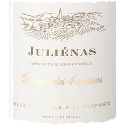 Juliénas, Vin rouge