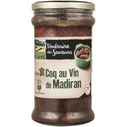 Coq au vin de Madiran