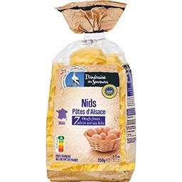 Nids pâtes d'Alsace