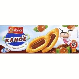 Biscuits Kanoë chocolat noisette