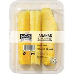 Idées Fraîches - Ananas à croquer