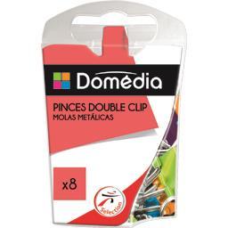 Pinces double clip