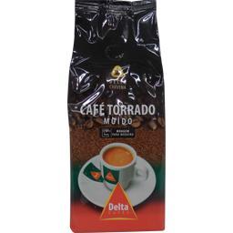 Cafe torrado moulu