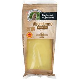Abondance de Haute Savoie AOP au lait cru, affiné 10...