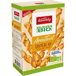 Biscuits feuilletés ApériTwist nature BIO