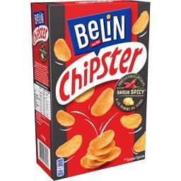 Chipster - Biscuits apéritif saveur épicée