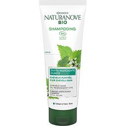 Naturanove BIO - Shampooing BIO ortie cheveux purifi...