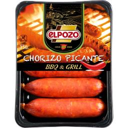 Chorizo barbecue fort