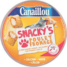 Snacky's poulet fromage
