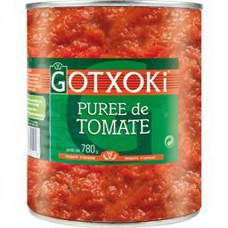Gotxoki Purée de tomate la boite de 780 g