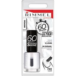 60 Sec Super Shine - Vernis à ongles Clear 740