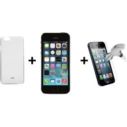 Bundle Smartphone Iphone 5S 16G reconditionné A Grey