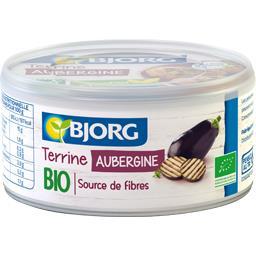 Terrine aubergine BIO