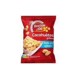 Cacahuètes grillées sans sel ajouté