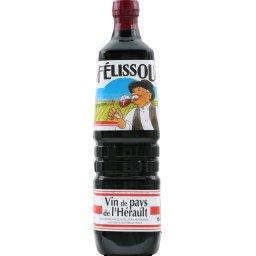 Vin rouge de pays de l'Hérault - Felissou