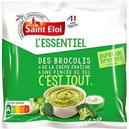 L'Essentiel - Purée de brocolis