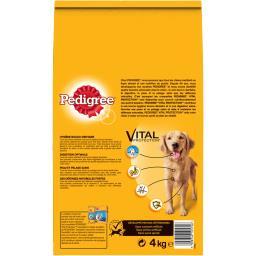 Vital Protection - Croquettes volaille & légumes Adu...