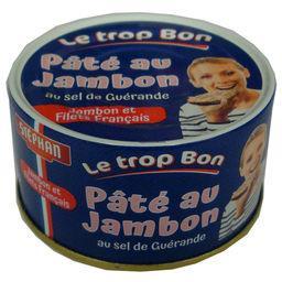 Pâté au jambon au sel de Guérande