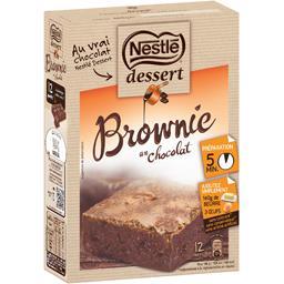 Nestlé Chocolat Dessert - Préparation Brownie au chocolat