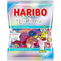 Bonbons Lovelicorne goûts assortis