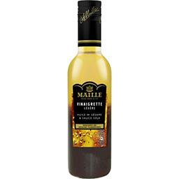 Vinaigrette huile de sésame & soja