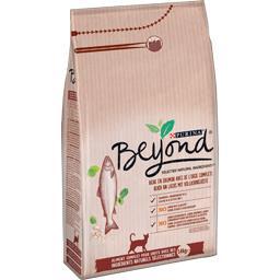 Beyond - Croquettes riche en saumon orge complète po...