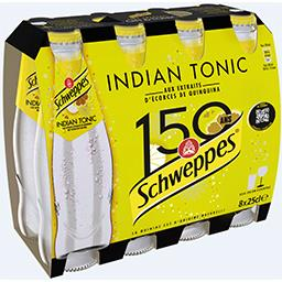 Indian Tonic - Soda à l'extrait d'écorces de quinqui...