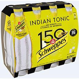 Indian Tonic - Soda à l'extrait d'écorces de quinquina