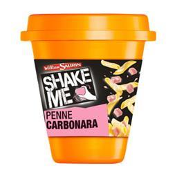 Shake Me - Penne Carbonara