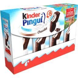 Pingui - Génoise fourrée lait et chocolat