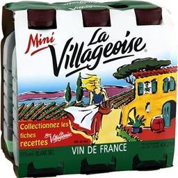 La Villageoise - Vin Blanc Sec - Vin de France