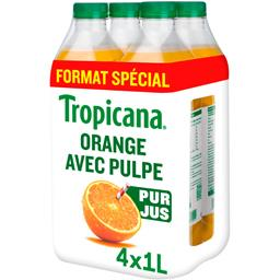 Pure Premium - Jus d'orange avec pulpe