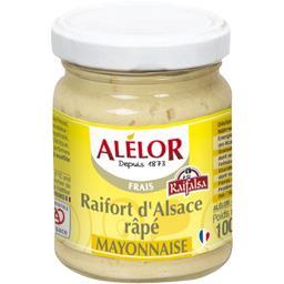 Raifort d'Alsace râpé mayonnaise