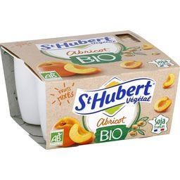 Yaourt de soja à l'abricot BIO