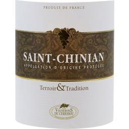Saint chinian traditionnel, vin rosé