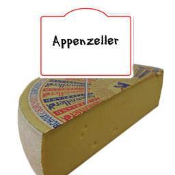 Appenzeller suisse 1/2 meule 34% de MG