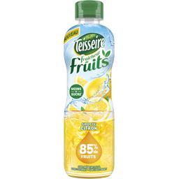 Fraîcheur de Fruits - Sirop de citron moins de sucre