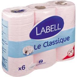 Papier toilette rose Le Classique