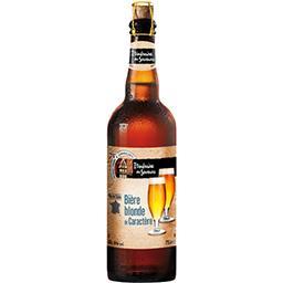 Bière blonde de garde du Nord
