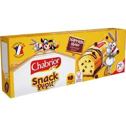 Gâteaux Snack Pépit' nappage choco